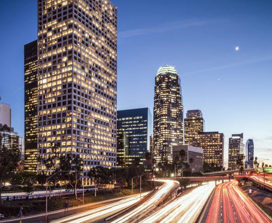 los-angeles-california-usa-skyline-P6THMG5