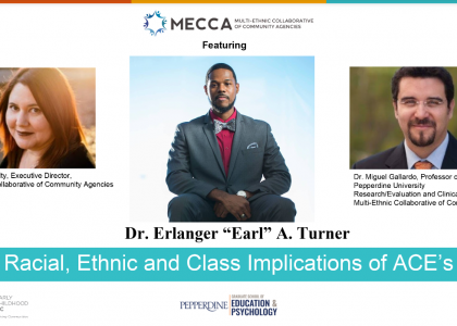 A conversation with Dr. Earl Turner